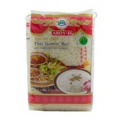 Aroy-D Thai Jasmine Rice 1kg