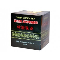 Cap Gunpowder Green Tea
