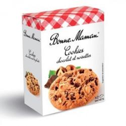 Bonne Maman 4 Cookies Chocolat Et Noisettes