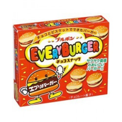 Bourbon Every Burger Mini Hamburgers