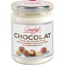 Grashoff Chocolat Blanc mit Macadamia