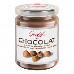 Grashoff Chocolat Au Lait mit Haselnüssen