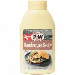 P&W Hamburger Sauce