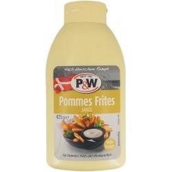 P&W Pommes Frites Sauce