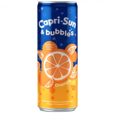 Capri-Sun Bubbles Orange