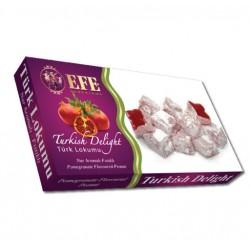 Efe Pomegranate Peanuts Turkish Delight