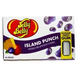 Jelly Belly Island Punch Sugar Free Gum