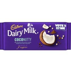 Cadbury Dairy Milk Inventor Coconutty
