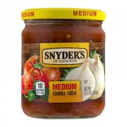 Snyder's Medium Chunky Salsa