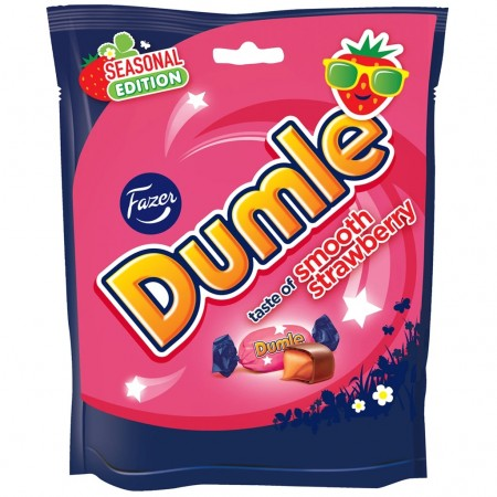 Dumle Smooth Strawberry