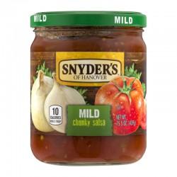 Snyder's Mild Chunky Salsa