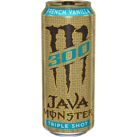 Monster Energy Java 300 Triple Shot French Vanilla