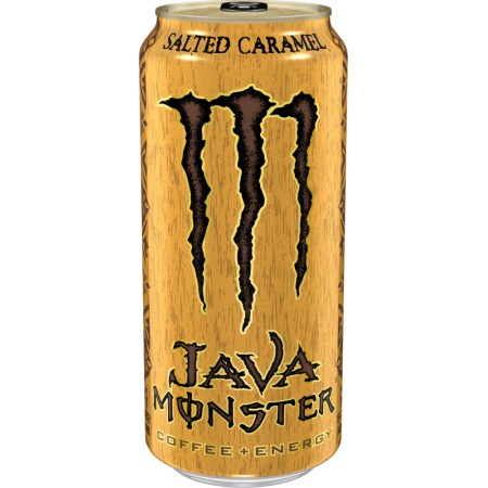 Monster Energy Java Salted Caramel