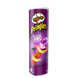 Pringles Texas BBQ Sauce