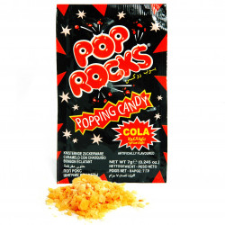 Pop Rocks Cola
