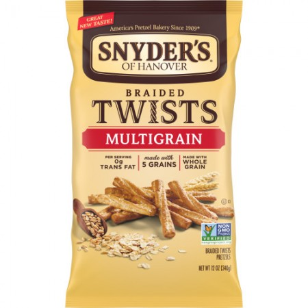 Snyder's Multigrain Braided Twists