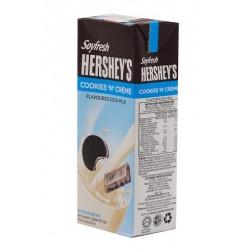 Hershey's Cookies 'n' Creme Soya Milk