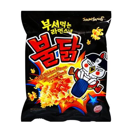 Samyang Hot Chicken Ramen Snack