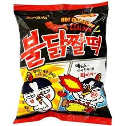 Samyang Zzaldduk Hot Chicken Snack