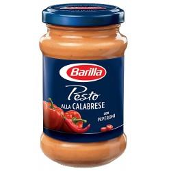 Barilla Pesto Alla Calabrese Con Peperoni