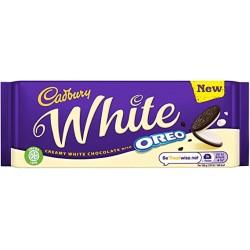 Cadbury White Oreo Chocolate