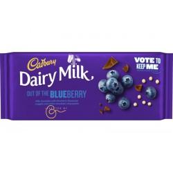 Cadbury Dairy Milk Inventor Blueberry