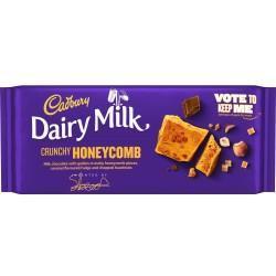Cadbury Dairy Milk Honeycomb & Nuts