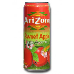 AriZona Sweet Apple Juice Coctail