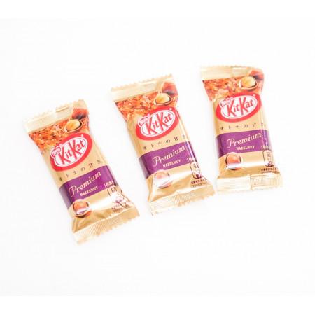 KitKat Hazelnut Premium