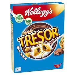 Kellogg's Tresor Milk Choco 375g