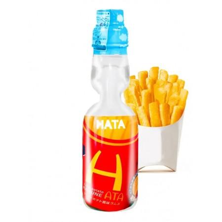 Hata Fried Potato Ramune Drink Soda