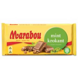 Marabou Mint Krokonat