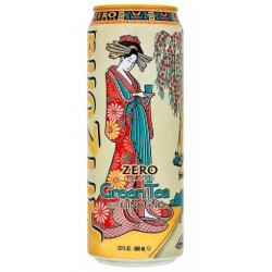 Arizona Zero Green Tea With Ginseng