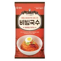 Sempio Spicy Cold Noodles Bibim-Guksu