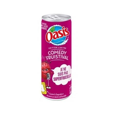 Oasis Pomme Cassis Framboise