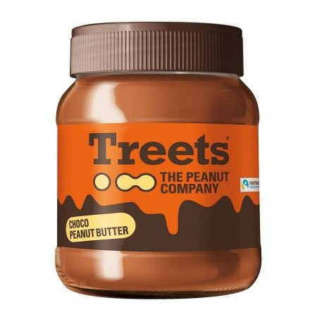Treets Choco Peanut Butter
