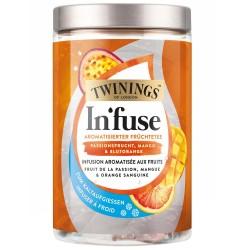 Twinings In'fuse Passionsfrucht Mango Blutorange