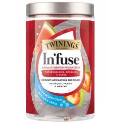 Twinings In'fuse Wassermelone Erdbeere Minze