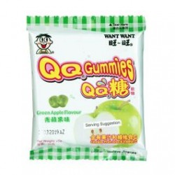 Want Want Gummy Candy Apple 23g