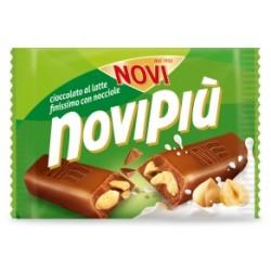 Novi Novipiu Cioccolato Al Latte Nocciole