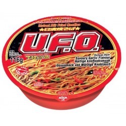 Nissin U.F.0. Garlic Instant Stir Fried Noodles