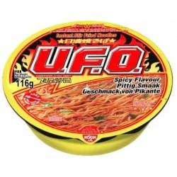 Nissin U.F.0. Spicy Instant Stir Fried Noodles