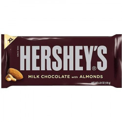 Hershey's Milk Chocolate with Almonds XXL