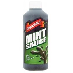 Crucials Mint Sauce