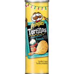 Pringles Tortillas Southwestern Ranch