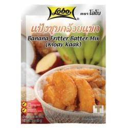 Lobo Banana Fritter Batter Mix (Kloay Kaak)