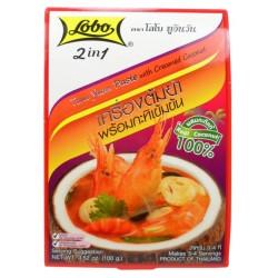 Lobo Tom Yum Paste with Coconut Creamed
