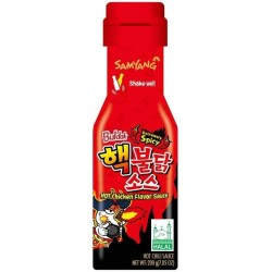 Samyang Buldak Extremely Spicy Hot Chicken Flavour Sauce