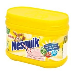 Nesquik Powder Strawberry
