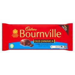 Cadbury Bournville Old Jamaica Dark Chocolate